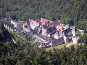 Monastery of the Grande Chartreuse, France