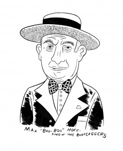 "Max ""Boo Boo"" Hoff c/o AITA Prohibition Exhibit"