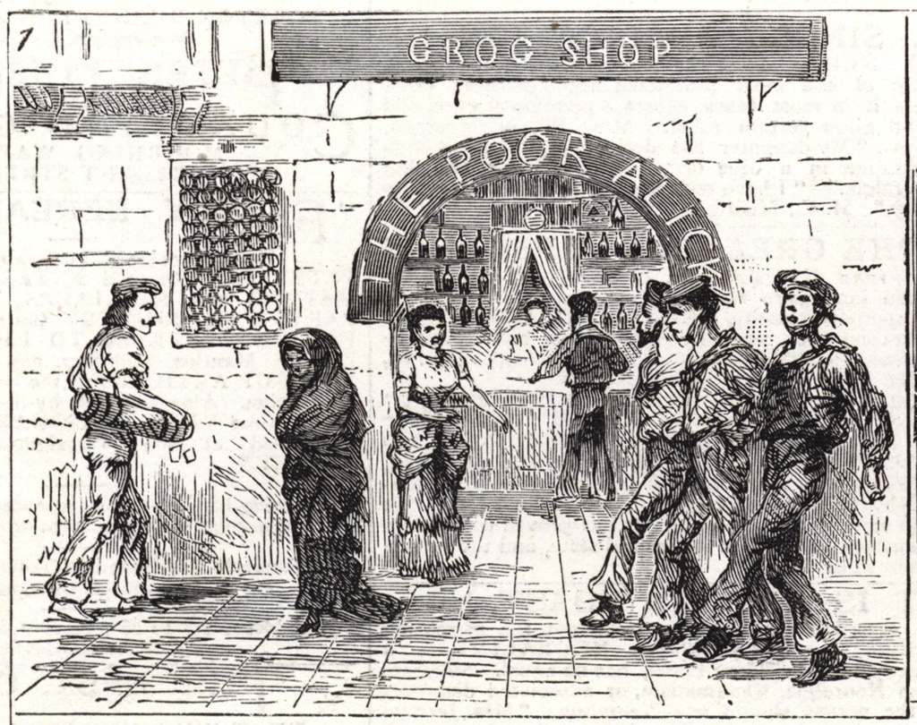 "Taken from, ""Sketches of Life at Malta"". Illustration for The Graphic, 15 April 1882 - Lookandlearn.com Licence U235769"