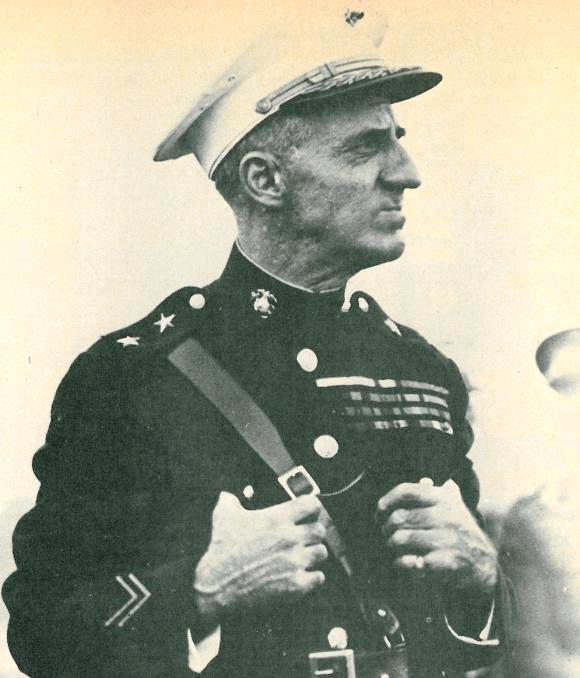 Major General Smedley D Butler - USMC Archives